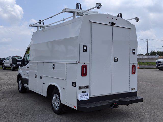 2021 Ford Transit 350 4x2, Knapheide Service Utility Van #VKA21278 - photo 1