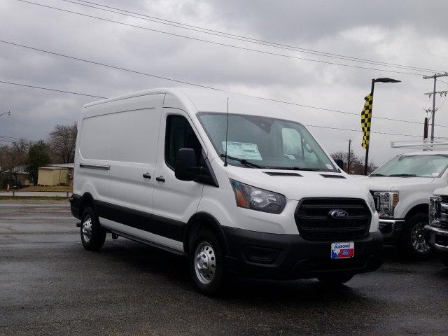 2020 Ford Transit 250 Med Roof AWD, Empty Cargo Van #VKA30562 - photo 1