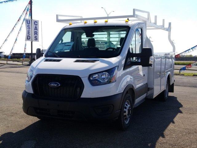 2020 Ford Transit 350 HD DRW RWD, Royal TR 125 Transit Service Body #VKA35944 - photo 12