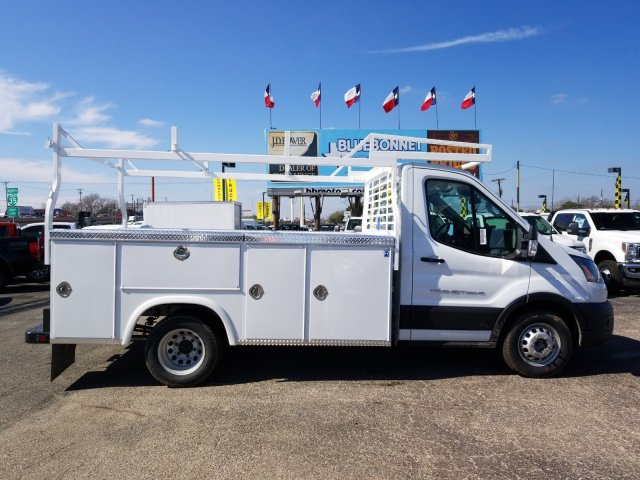 2020 Ford Transit 350 HD DRW RWD, Royal TR 125 Transit Service Body #VKA35944 - photo 4
