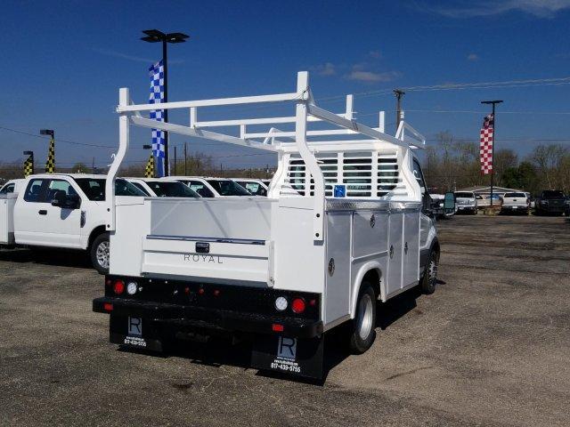 2020 Ford Transit 350 HD DRW RWD, Royal TR 125 Transit Service Body #VKA35944 - photo 2