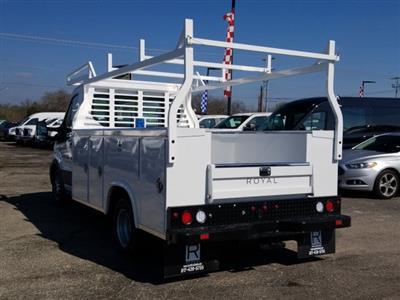 2020 Ford Transit 350 HD DRW RWD, Royal TR 125 Transit Service Body #VKA35944 - photo 8