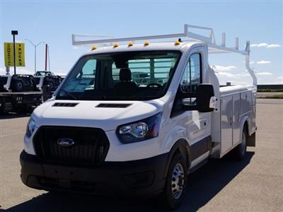 2020 Ford Transit 350 HD DRW RWD, Royal TR 125 Transit Service Body #VKA35945 - photo 12