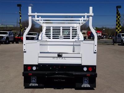 2020 Ford Transit 350 HD DRW RWD, Royal TR 125 Transit Service Body #VKA35945 - photo 6