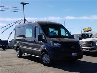 2020 Ford Transit 250 Med Roof AWD, Empty Cargo Van #VKA39826 - photo 1