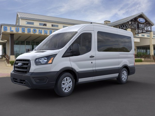 2020 Ford Transit 150 Med Roof RWD, Passenger Wagon #VKA46215 - photo 3