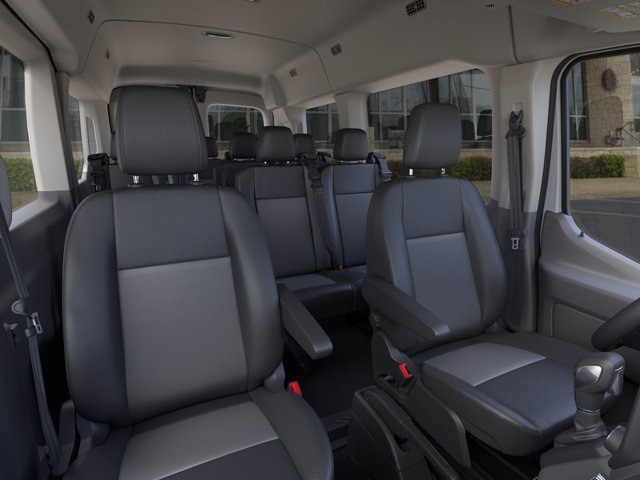 2020 Ford Transit 150 Med Roof RWD, Passenger Wagon #VKA46215 - photo 10