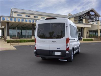 2020 Ford Transit 150 Med Roof RWD, Passenger Wagon #VKA46217 - photo 2