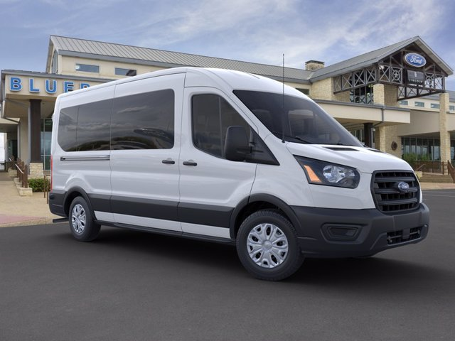 2020 Ford Transit 350 Med Roof RWD, Passenger Wagon #VKA46244 - photo 1