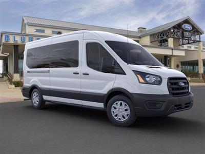 2020 Ford Transit 350 Med Roof RWD, Passenger Wagon #VKA46265 - photo 1