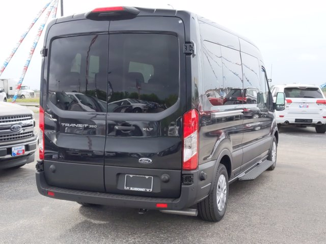 2020 Ford Transit 350 Med Roof RWD, Passenger Wagon #VKA59198 - photo 2