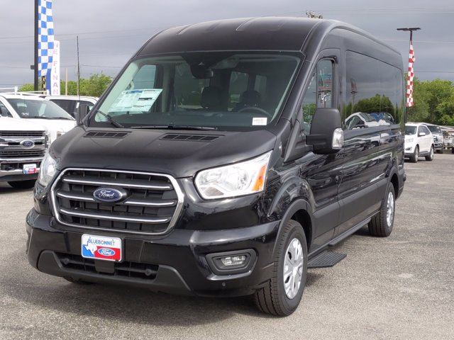 2020 Ford Transit 350 Med Roof RWD, Passenger Wagon #VKA59198 - photo 7