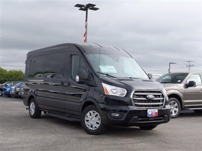 2020 Ford Transit 350 Med Roof RWD, Passenger Wagon #VKA59198 - photo 1