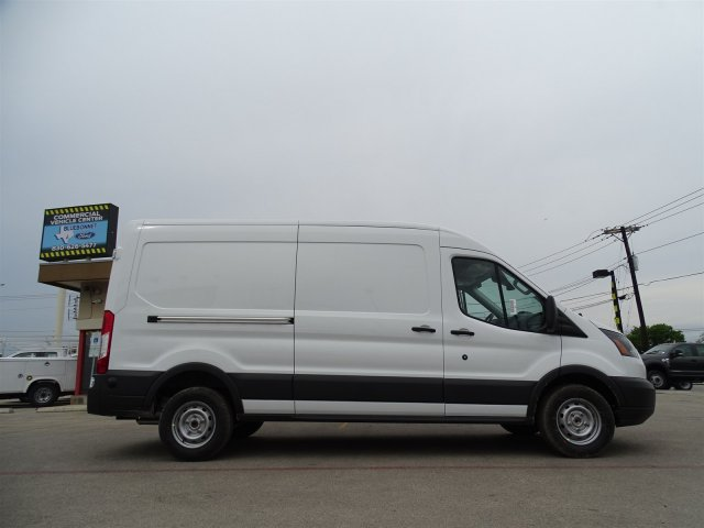 2018 Transit 250 Med Roof 4x2,  Empty Cargo Van #VKA75709 - photo 4