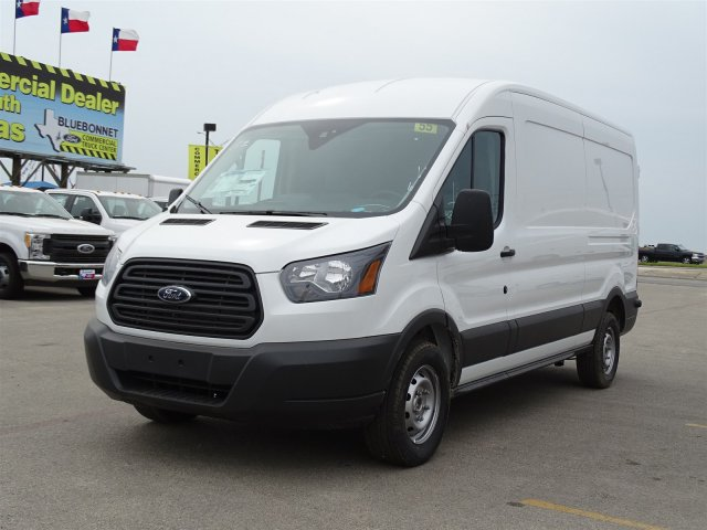 2018 Transit 250 Med Roof 4x2,  Empty Cargo Van #VKA75709 - photo 8