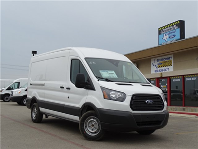 2018 Transit 250 Med Roof 4x2,  Empty Cargo Van #VKA75709 - photo 3