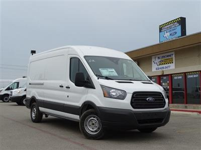 2018 Transit 250 Med Roof 4x2,  Empty Cargo Van #VKA75709 - photo 1