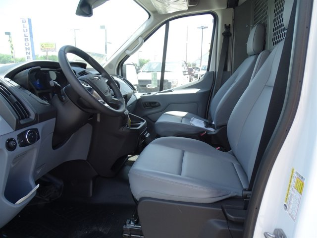 2018 Transit 250 Med Roof 4x2,  Empty Cargo Van #VKA75710 - photo 12
