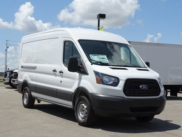 2018 Transit 250 Med Roof 4x2,  Empty Cargo Van #VKA75710 - photo 6