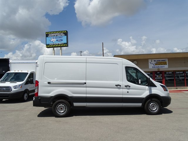 2018 Transit 250 Med Roof 4x2,  Empty Cargo Van #VKA75710 - photo 3