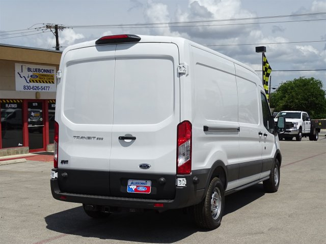 2018 Transit 250 Med Roof 4x2,  Empty Cargo Van #VKA75710 - photo 4