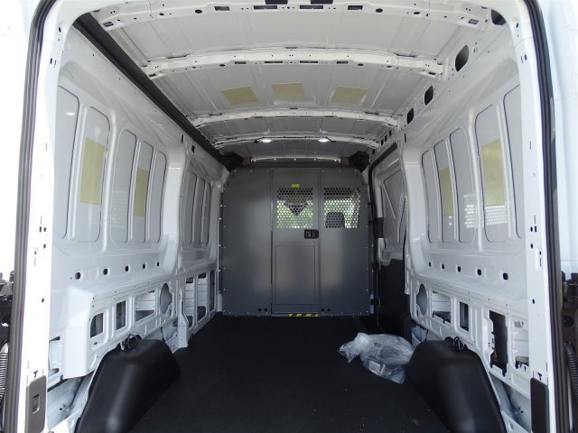 2018 Transit 250 Med Roof 4x2,  Empty Cargo Van #VKA75710 - photo 2