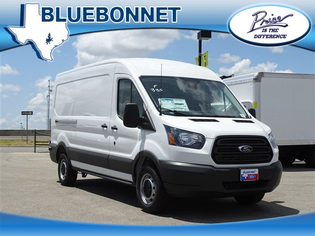 2018 Transit 250 Med Roof 4x2,  Empty Cargo Van #VKA95633 - photo 1
