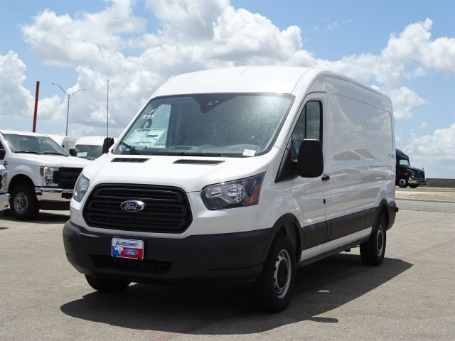 2018 Transit 250 Med Roof 4x2,  Empty Cargo Van #VKA95633 - photo 8