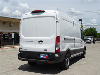 2018 Transit 250 Med Roof 4x2,  Empty Cargo Van #VKA95633 - photo 4
