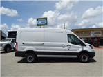 2018 Transit 250 Med Roof 4x2,  Empty Cargo Van #VKA95633 - photo 3