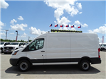 2018 Transit 250 Med Roof 4x2,  Empty Cargo Van #VKA95633 - photo 7