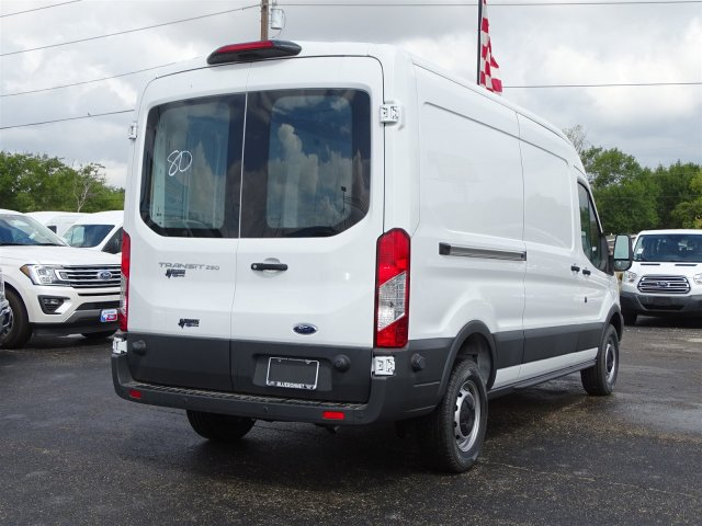 2018 Transit 250 Med Roof 4x2,  Empty Cargo Van #VKB01844 - photo 5