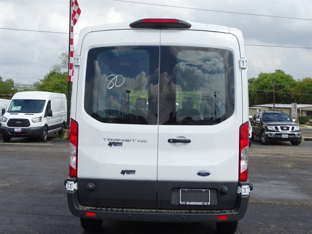2018 Transit 250 Med Roof 4x2,  Empty Cargo Van #VKB01844 - photo 6