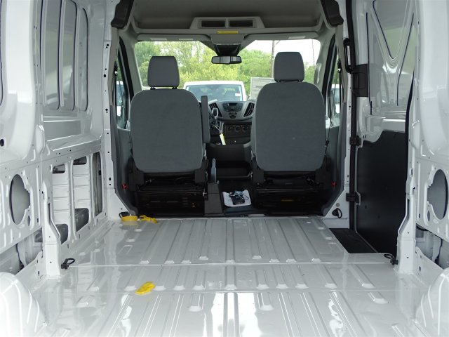 2018 Transit 250 Med Roof 4x2,  Empty Cargo Van #VKB01844 - photo 2