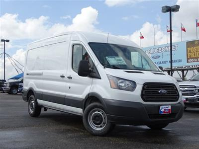 2018 Transit 250 Med Roof 4x2,  Empty Cargo Van #VKB01844 - photo 3
