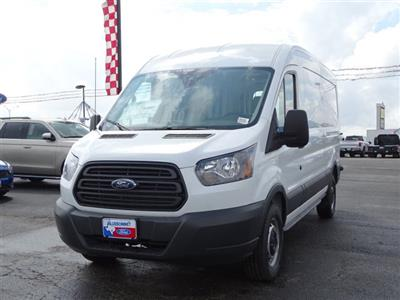 2018 Transit 250 Med Roof 4x2,  Empty Cargo Van #VKB01844 - photo 9