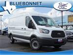 2018 Transit 250 Med Roof 4x2,  Empty Cargo Van #VKB01844 - photo 1