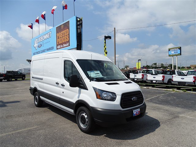 2017 Transit 250 Medium Roof Cargo Van #VKB03910 - photo 3