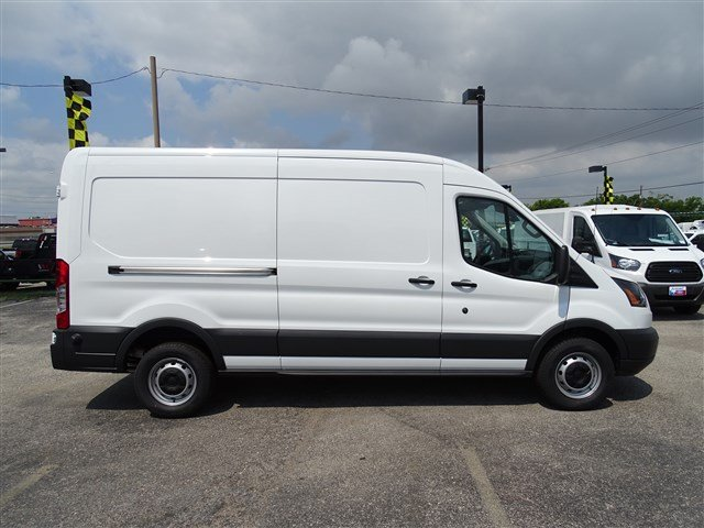2017 Transit 250 Medium Roof Cargo Van #VKB03910 - photo 4