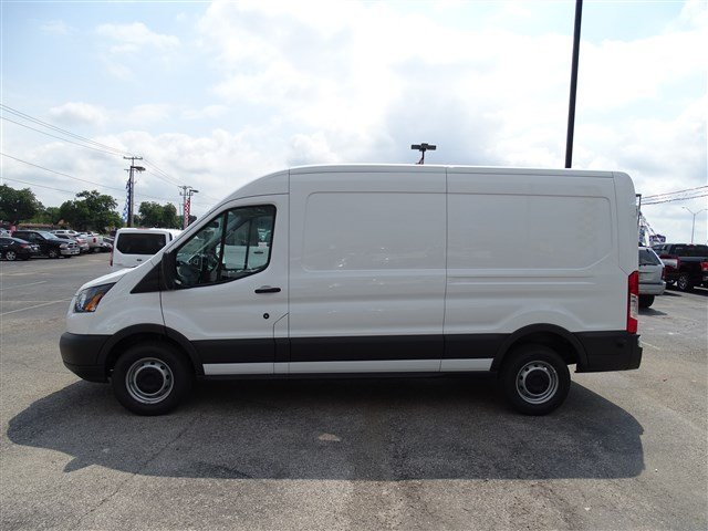 2017 Transit 250 Medium Roof Cargo Van #VKB03910 - photo 8