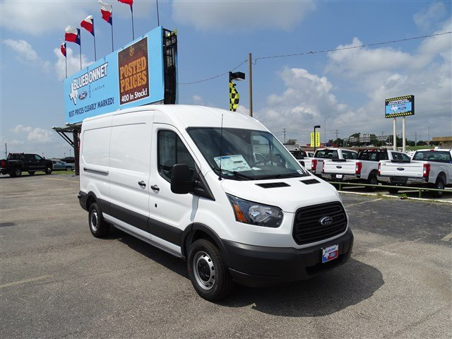 2017 Transit 250 Medium Roof Cargo Van #VKB12585 - photo 3