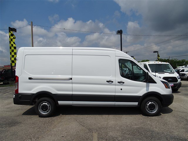 2017 Transit 250 Medium Roof Cargo Van #VKB12585 - photo 4