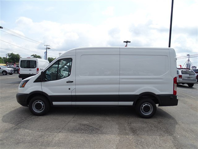 2017 Transit 250 Medium Roof Cargo Van #VKB12585 - photo 9