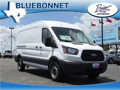 2018 Transit 250 Med Roof 4x2,  Empty Cargo Van #VKB14324 - photo 1