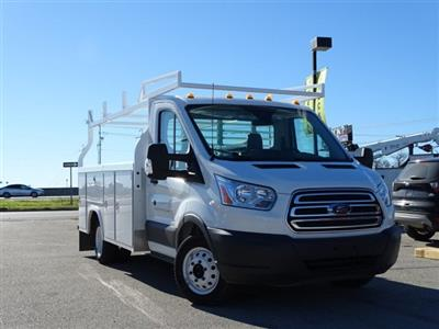 2018 Transit 350 HD DRW 4x2,  Royal TR 125 Transit Service Body #VKB31760 - photo 1