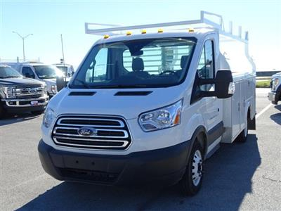 2018 Transit 350 HD DRW 4x2,  Royal TR 125 Transit Service Body #VKB31760 - photo 8