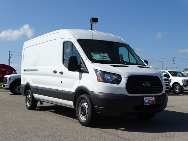 2018 Transit 250 Med Roof 4x2,  Empty Cargo Van #VKB34518 - photo 3
