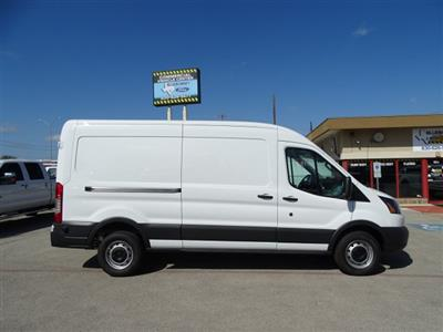 2018 Transit 250 Med Roof 4x2,  Empty Cargo Van #VKB34518 - photo 4
