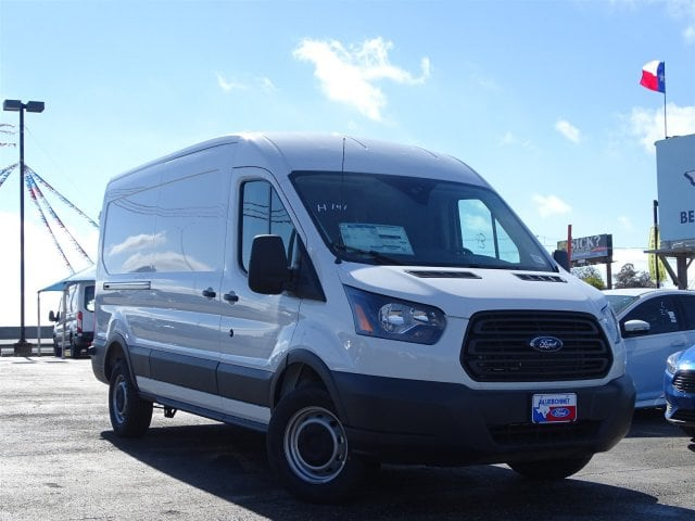 2018 Transit 250 Med Roof 4x2,  Empty Cargo Van #VKB40772 - photo 3