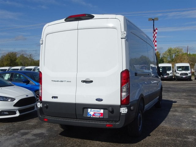2018 Transit 250 Med Roof 4x2,  Empty Cargo Van #VKB40772 - photo 5